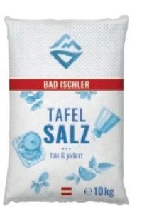 Tafelsalz von Bad Ischler