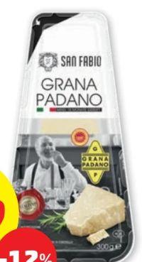 Grana Padano von San Fabio