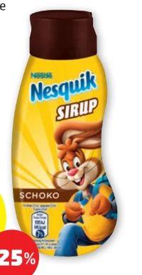 Nesquik Schokosirup von Nestlé