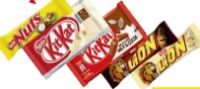 Nuts von Nestlé