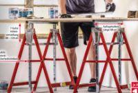 Arbeits-Unterstellbock von Kraft Werkzeuge