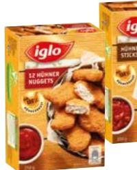Hühner Sticks von Iglo