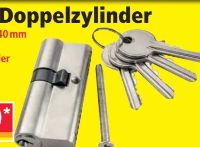 Profil-Doppelzylinder von Kraft Werkzeuge