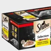 Frischebeutel von Sheba