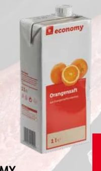 Orangensaft von Economy