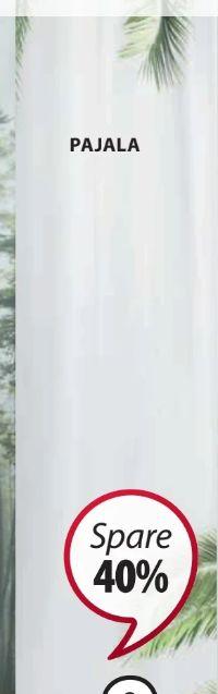 Duschvorhang Pajala