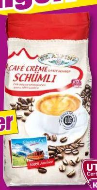 Café Crème Schümli von St. Alpine