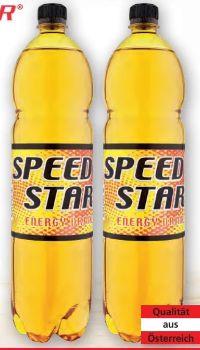 Energy Drink von Speed Star