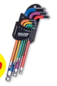 Inbusschlüssel-Set von Walter