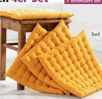 Baumwoll-Sitzkissen von Casa Royale