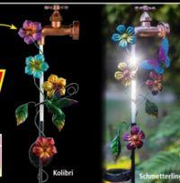 LED-Solar-Stick von I-Glow