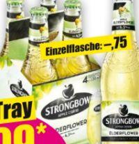 Elderflower von Strongbow