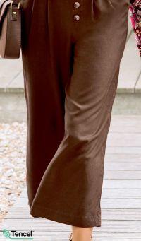 Damen Culotte von Tencel