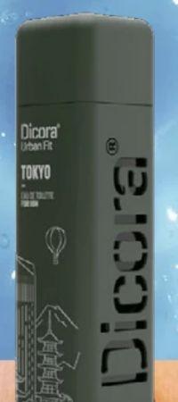Urban Fit  EdT von Dicora