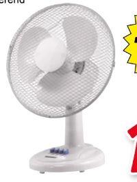 Tisch-Ventilator von Tristar
