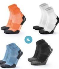 Outdoor-Sport Socken von Inoc