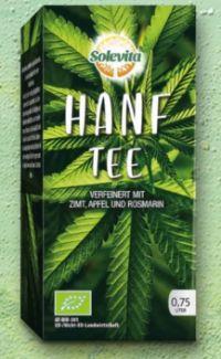 Bio Hanf-Teegetränk von Solevita
