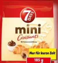 Mini-Croissants von 7Days