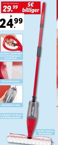 Spray & Clean Sprühwischer von Vileda