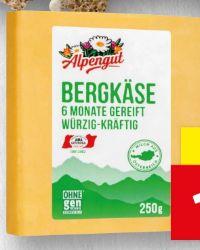 Heumilch Bergkäse von Alpengut