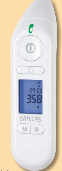 Fieberthermometer 795.15 SFT 65 von Sanitas