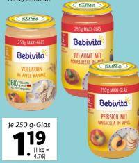 Bio-Fruchtbrei von Bebivita