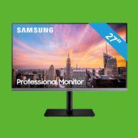 Monitor S27R650 von Samsung