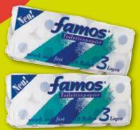 Toilettenpapier von Famos