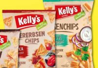 Snacks von Kelly's