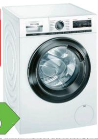 Waschmaschine WM14VMFCB9 von Siemens