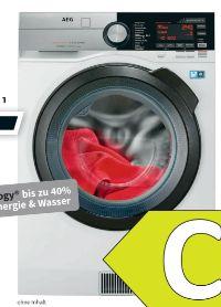 Wärmepumpen-Waschtrockner L9WE86695 von AEG