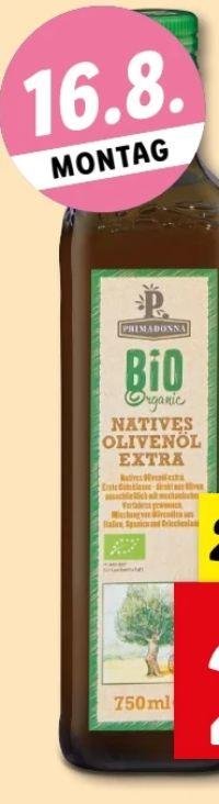 Bio-Natives Olivenol Extra von Primadonna