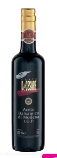 Aceto Balsamico di Modena von Conte de Cesare