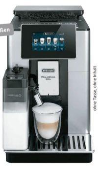 Kaffeevollautomat Prima Donna ECAM 610.55 SB von DeLonghi