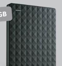 Expansion Portable 2 TB Externe Festplatte von Seagate