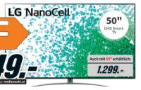 UHD Smart-TV 50NANO816PA von LG