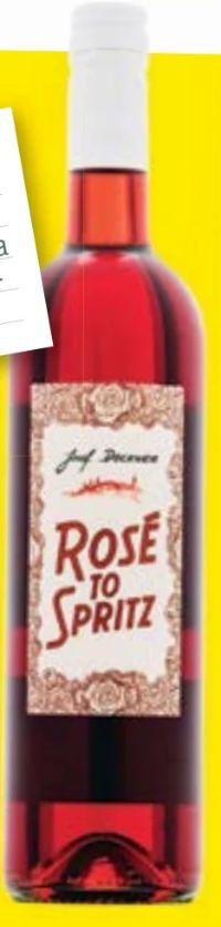 Rosé to Spritz von Josef Dockner