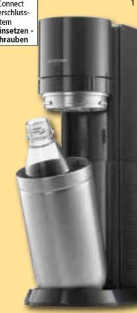Trinkwassersprudler Duo Titan von Sodastream