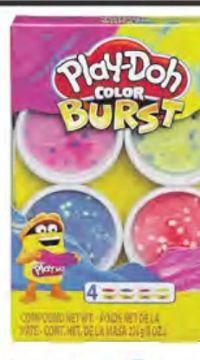 Play Doh Color Burst von Hasbro