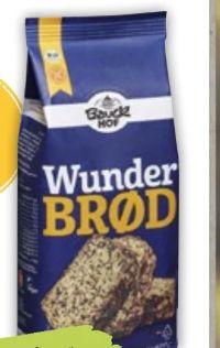 Bio-Brot-Backmischung von Bauckhof