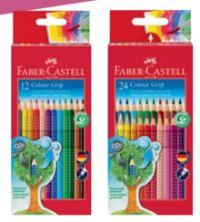 Buntstifte Colour Grip von Faber Castell