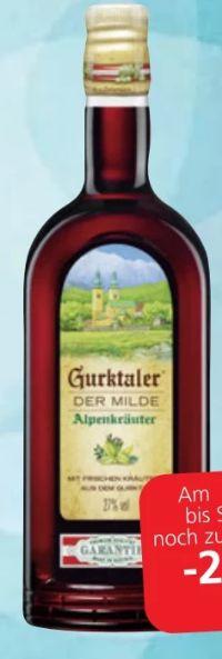Der Milde Alpenkräuter von Gurktaler
