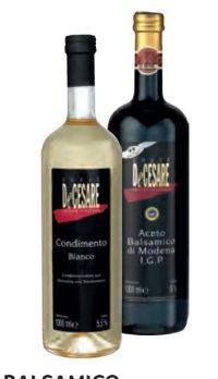 Crema Balsamico von Conte de Cesare