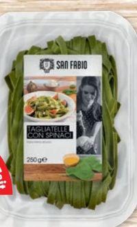Tagliatelle von San Fabio