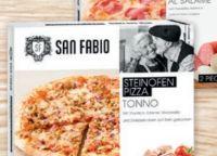 Steinofenpizza von San Fabio