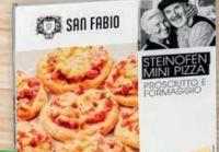 Steinofen Mini Pizza von San Fabio