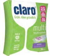 Tabs von Claro