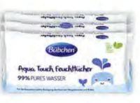 Feuchttücher Aqua Tücher von Bübchen