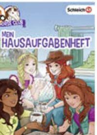 Horse Club Das Hausaufgabenheft von Schleich