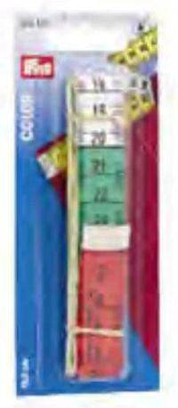 Massband Color von Prym